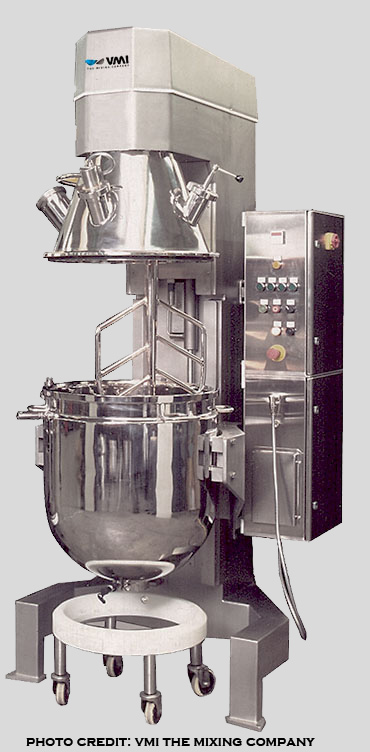 picture of a planetary blender