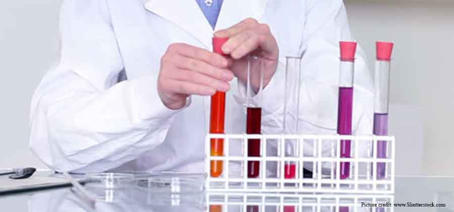 Methods for Testing Counterfeit Drugs -Test-tube colour reactions