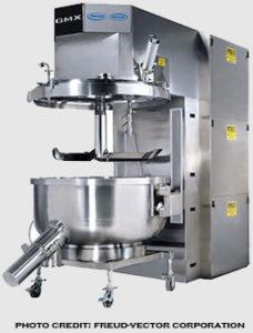 image of a high-shear granulator