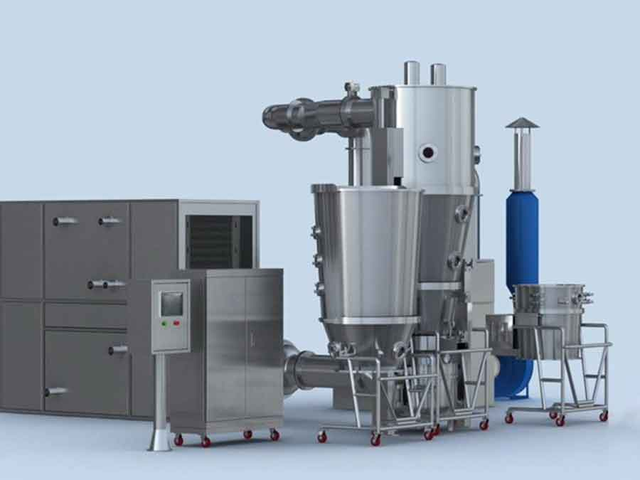 Pharmaceutical Machine Supplier in China: Pharmaceutical Machines After Installation